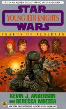 Shards of Alderaan - Book  of the Star Wars Legends