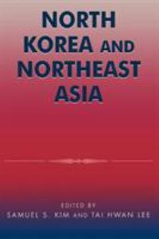 Paperback North Korea and Northeast Asia Book