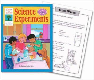Science Experiments 0737301392 Book Cover