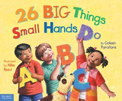 26 Big Things Small Hands Do 1575421666 Book Cover