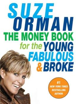 The Money Book for the Young, Fabulous  &  Broke 1594482241 Book Cover