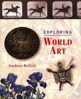 Exploring World Art 0892365102 Book Cover