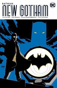 Batman: New Gotham, Volume One - Book  of the Modern Batman