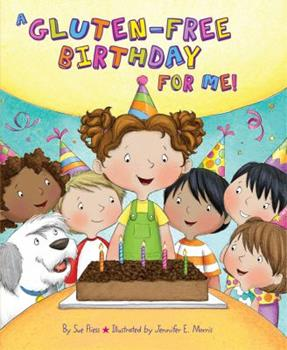 Hardcover A Gluten-Free Birthday for Me! Book