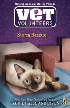 Storm Rescue (Wild at Heart, #6) - Book #6 of the Vet Volunteers
