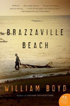 Brazzaville Beach 0380713853 Book Cover