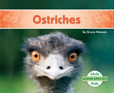 Ostriches - Book  of the Super Species