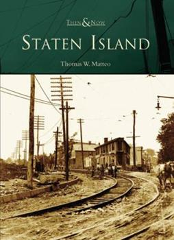 Staten Island - Book  of the  and Now