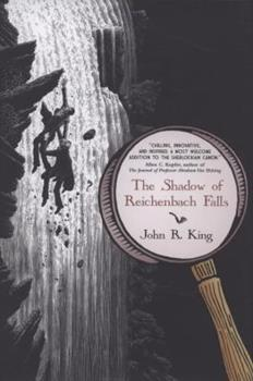 The Shadow of Reichenbach Falls 0765318016 Book Cover