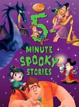 5-Minute Spooky Stories - Book  of the 5-Minute Stories