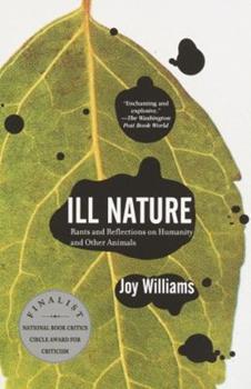 Ill Nature 1585741876 Book Cover
