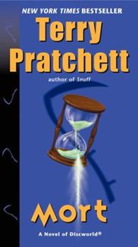 Mort 0062225715 Book Cover