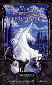 The Chronicles of Chrestomanci: Volume III (Conrad's Fate & The Pinhoe Egg) - Book  of the Chrestomanci