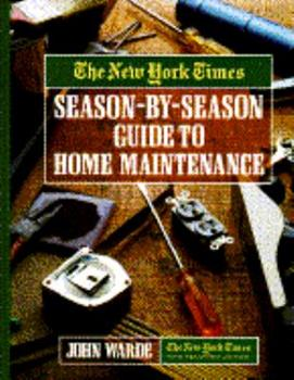 NYT Guide/Home Maintenance 0812918827 Book Cover