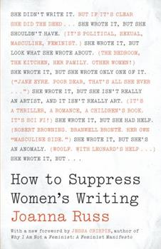 How to Suppress Women's Writing 0292724454 Book Cover