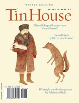 Tin House 42: Winter Reading 0982054238 Book Cover