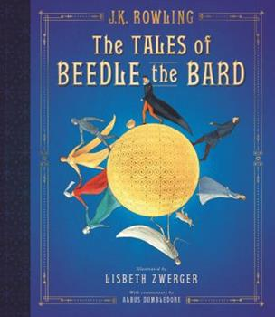 The Tales of Beedle the Bard - Book  of the Hogwarts Library
