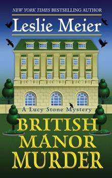 British Manor Murder 0758277113 Book Cover