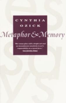Metaphor & Memory 0679734252 Book Cover