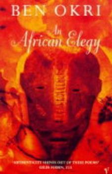 An African Elegy 0099736012 Book Cover