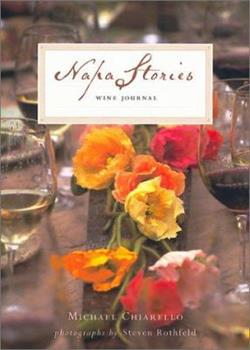 Napa Stories Wine Journal 1584791314 Book Cover