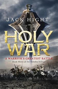 Holy War - Book #3 of the Saladin
