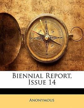 Paperback Biennial Report, Issue 14 Book