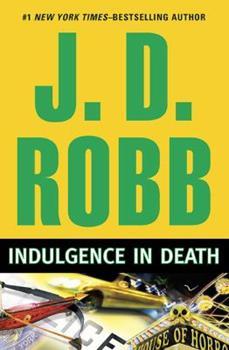 Hardcover Indulgence in Death Book