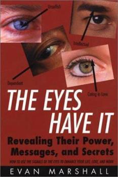 Eye language: Understanding the eloquent eye 0806524456 Book Cover