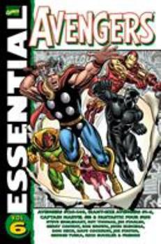Essential Avengers, Vol. 6 (Marvel Essentials) - Book  of the Avengers 1963-1996 #278-285, Annual