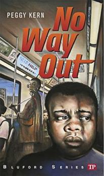 No Way Out (Bluford Series, Number 14) 0545395496 Book Cover
