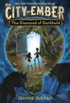 The Diamond of Darkhold 0375855718 Book Cover