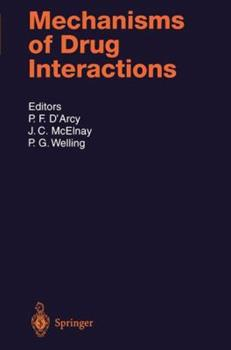 Paperback Mechanisms of Drug Interactions Book
