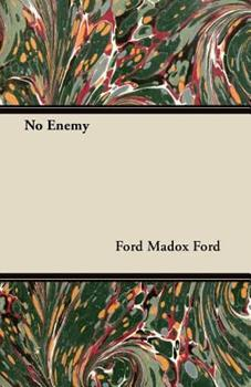 No Enemy: A Tale of Reconstruction 0880010622 Book Cover