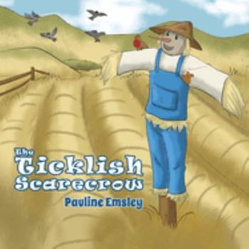 Paperback The Ticklish Scarecrow Book