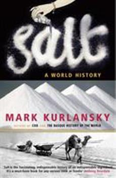 Paperback Salt: A World History Book