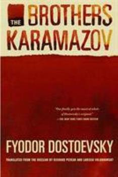 Paperback The Brothers Karamazov Book