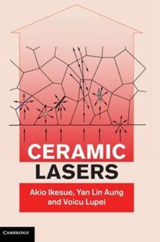 Spiral-bound Ceramic Lasers Book