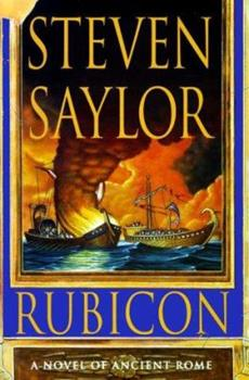 Rubicon - Book #11 of the Gordianus the Finder - Chronological