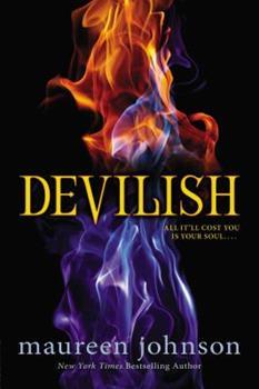 Devilish 014750855X Book Cover