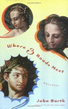 Hardcover Where Three Roads Meet : Novellas Book