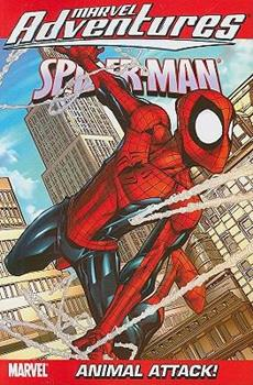 Marvel Adventures Spider-Man Volume 13: Animal Attack! Digest (Marvel Adventures Spider-Man (Graphic Novels)) - Book  of the Marvel Adventures