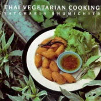 Paperback Thai Vegetarian Cooking Book
