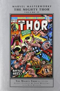 Marvel Masterworks: The Mighty Thor, Vol. 13 - Book #213 of the Marvel Masterworks