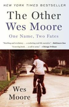 Paperback The Other Wes Moore: One Name, Two Fates Book