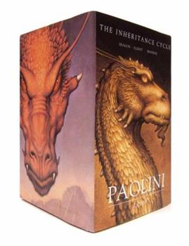 Christopher Paolini Inheritance 3 Books Collection Pack Set - Book  of the Inheritance Cycle