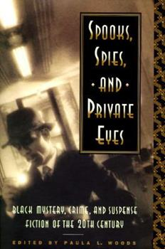 Spooks, Spies, and Private Eyes 0385478275 Book Cover