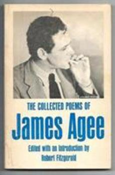 Collected Poems of James Agee 0345020235 Book Cover