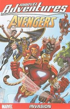 Marvel Adventures: The Avengers Volume 10 - Ninjas, Gods, And Divas Digest - Book  of the Marvel Adventures
