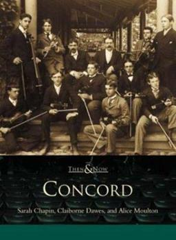 Concord - Book  of the  and Now